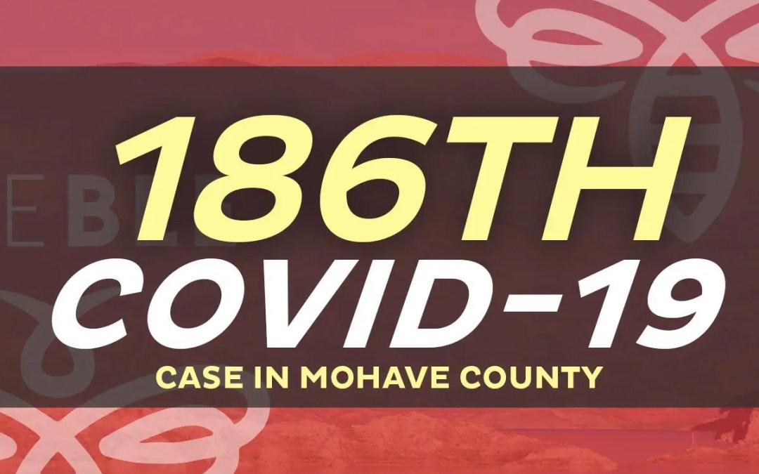 Eleven New COVID-19 Cases; 9 in Kingman Area  Plus 1 Death