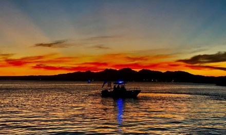 Mohave County Memorial Weekend Waterway Statistics by Mohave County Sheriff's Office