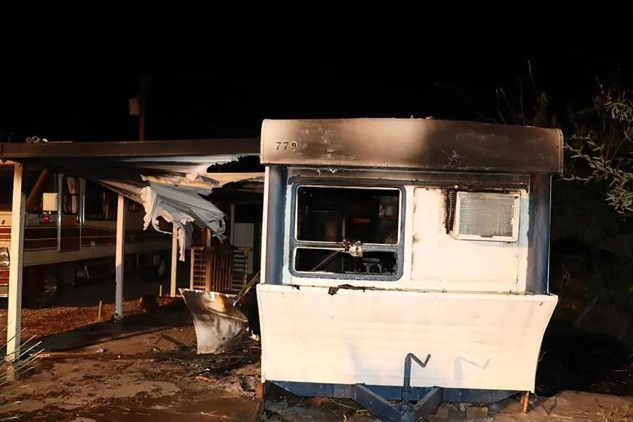 Press Release Fire on Morro Cove