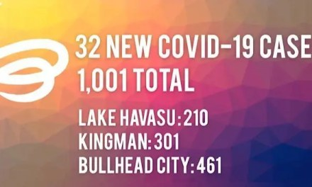 32 New COVID-19 Cases 1,001 Total