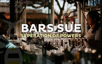 Bars join lawsuit to sue Governor Ducey over Executive order