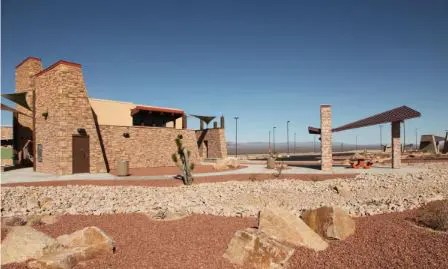 Southern Nevada Visitors Center Reopens Today Near Searchlight
