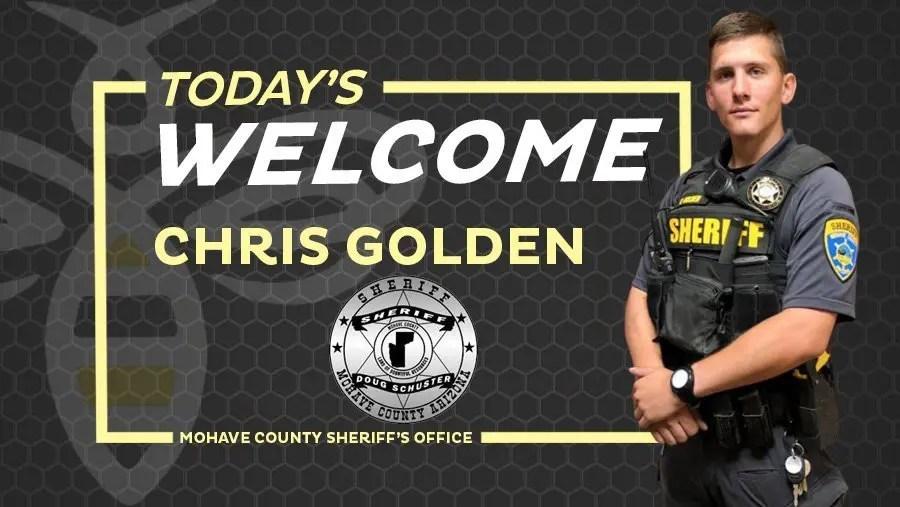 Welcome Deputy Golden