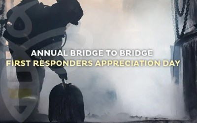 Annual Bridge to Bridge First Responders Appreciation Day