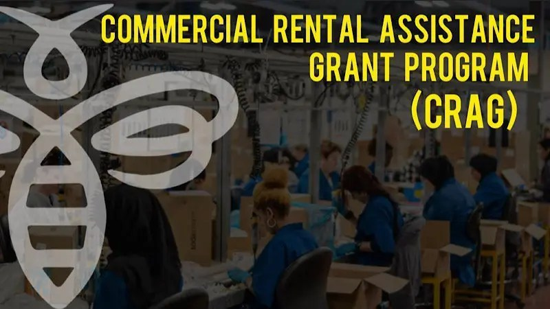 Commercial Rental Assistance Grant