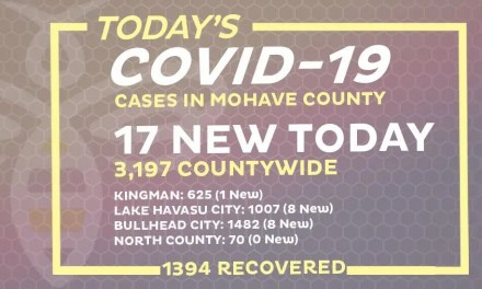 17 New COVID-19 Cases