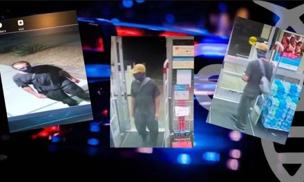 **Kingman Police Seeks the Public's Assistance in Identifying a Male Armed Robbery Suspect **