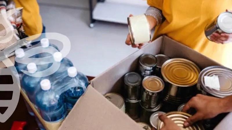 Food DistributionVolunteers Needed