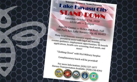 Lake Havasu City Stand Down