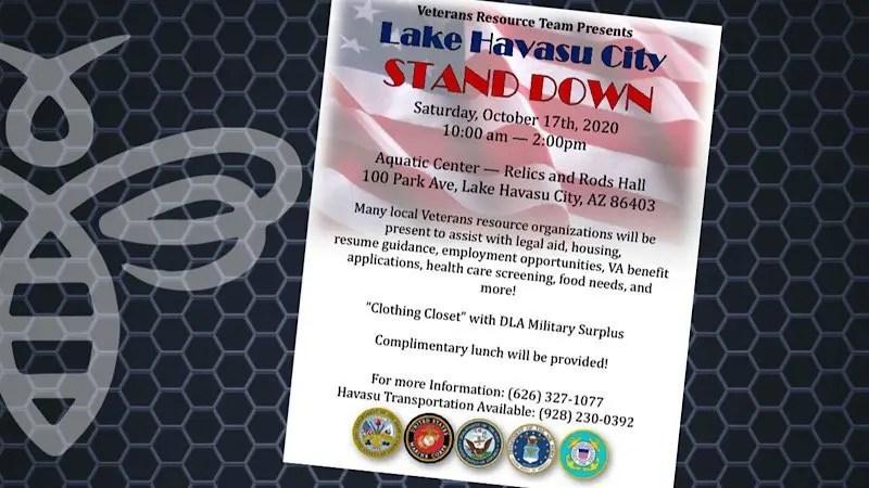 Lake Havasu City Stand Down