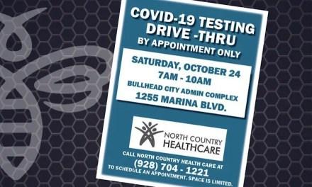 Drive – Thru COVID-19 Testing