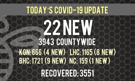 22 New COVID-19 Cases
