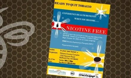 Become Nicotine Free