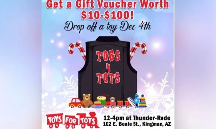 Third Annual Togs 4Tots Event
