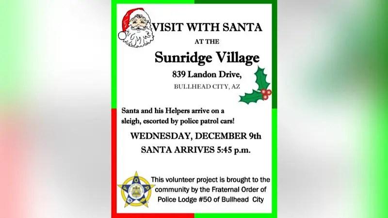 Bullhead City Christmas Tree Lighting Ceremony 2020 Events Archives   The Bee  The buzz in Bullhead City   Lake Havasu