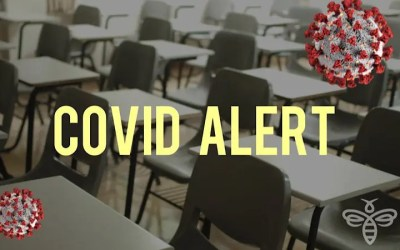 COVID Alert Bullhead City Middle School