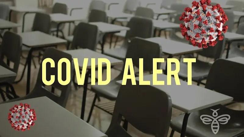 COVID Alert Bullhead City Middle School