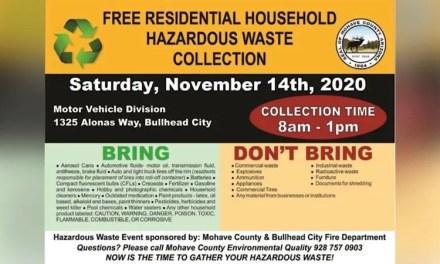 Household Hazardous Waste Collection Day