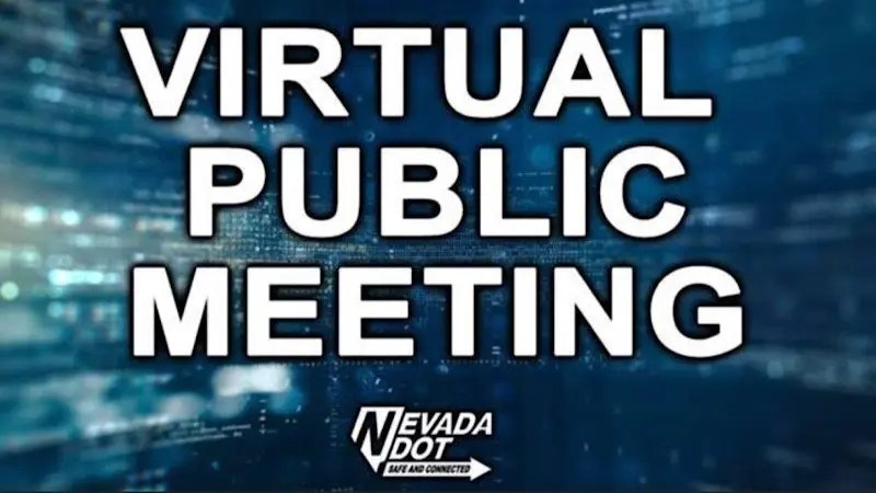 NDOT Jan. 11 Board Meeting Held Virtually