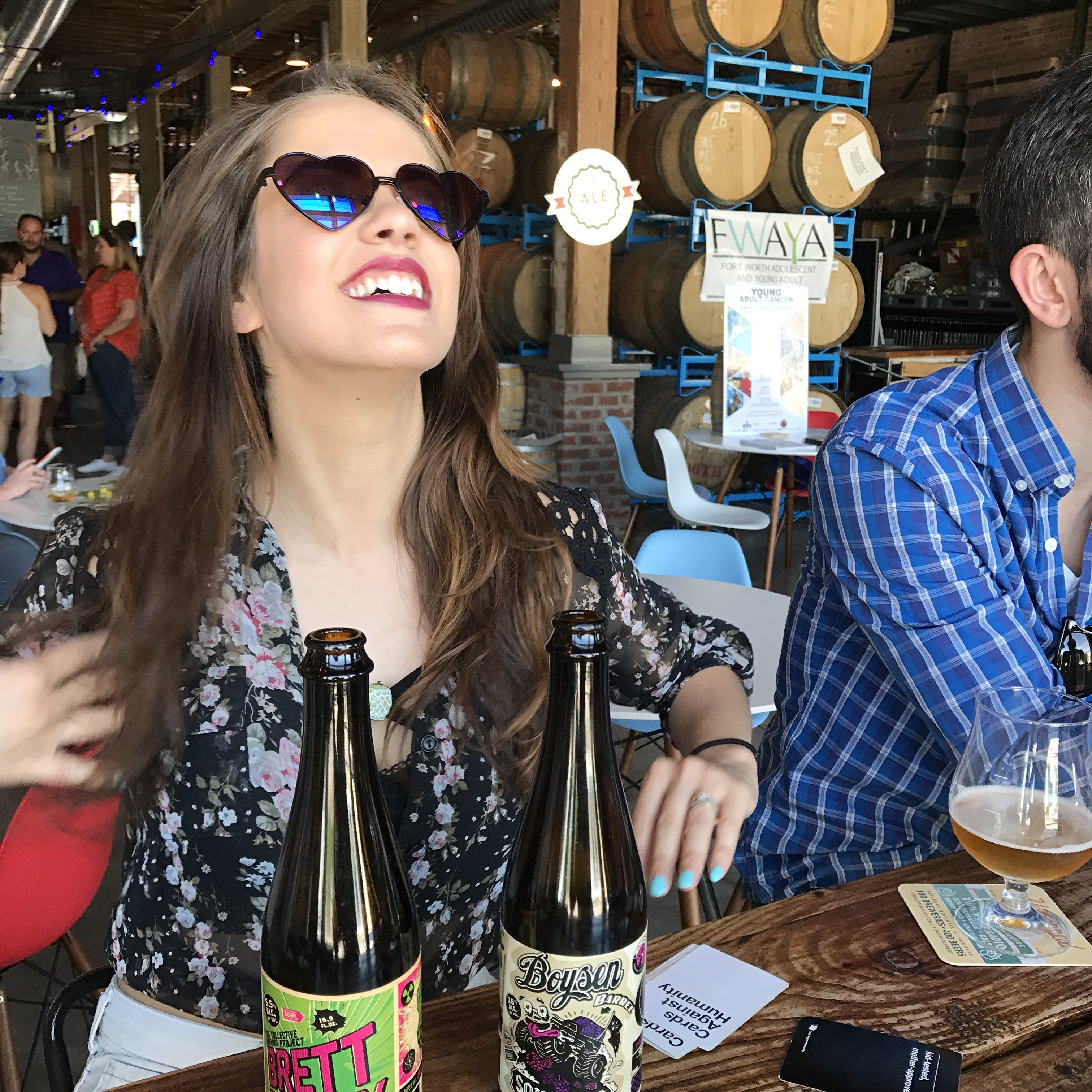World of Beer Drink It Intern semi finals