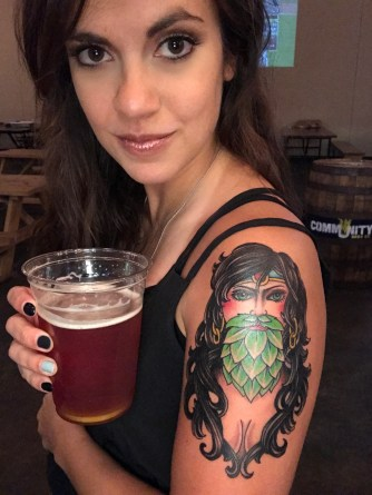 American craft beer week dallas the beerded lady for Little elm craft house