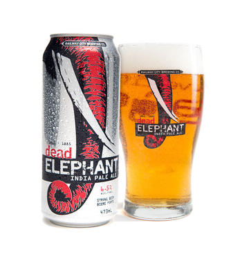 Image result for dead elephant ipa
