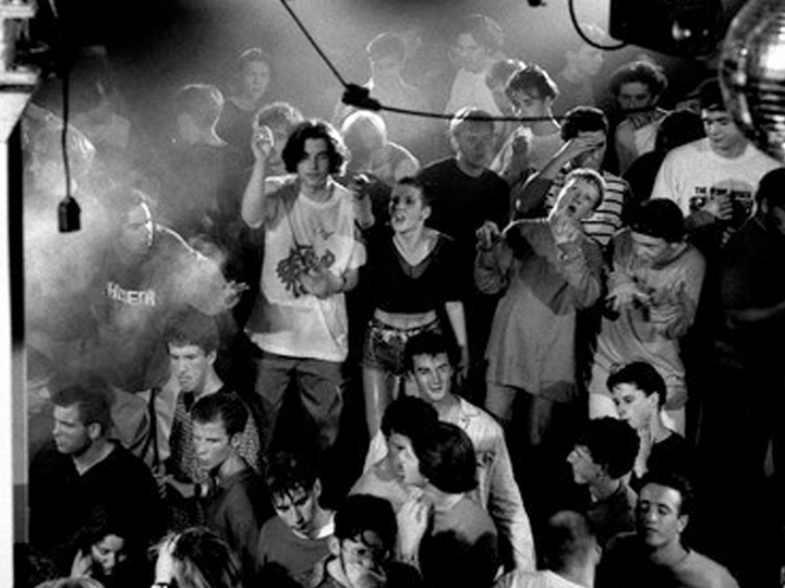 Madcherter rave hacienda factory 24 Hours Party People