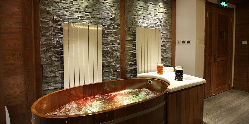 Bathe In Beer The Beer Spa On Xindong Lu Provides
