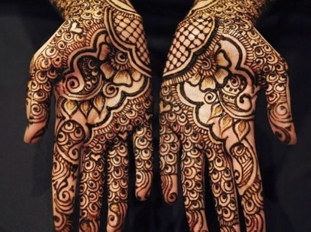 Luxury Sahara Tours - Art of Henna