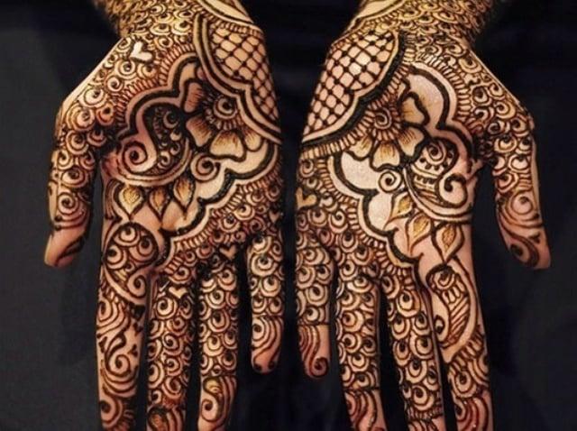 Luxury Sahara Tours - Art of Henna