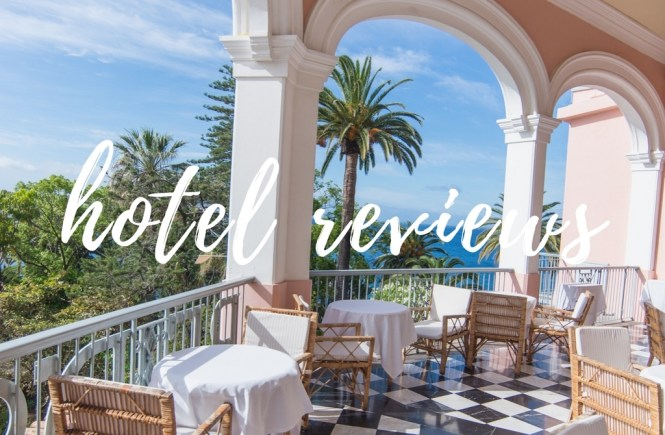 hotel reviews | the belle abroad