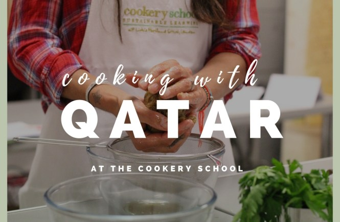 Cooking with Qatar