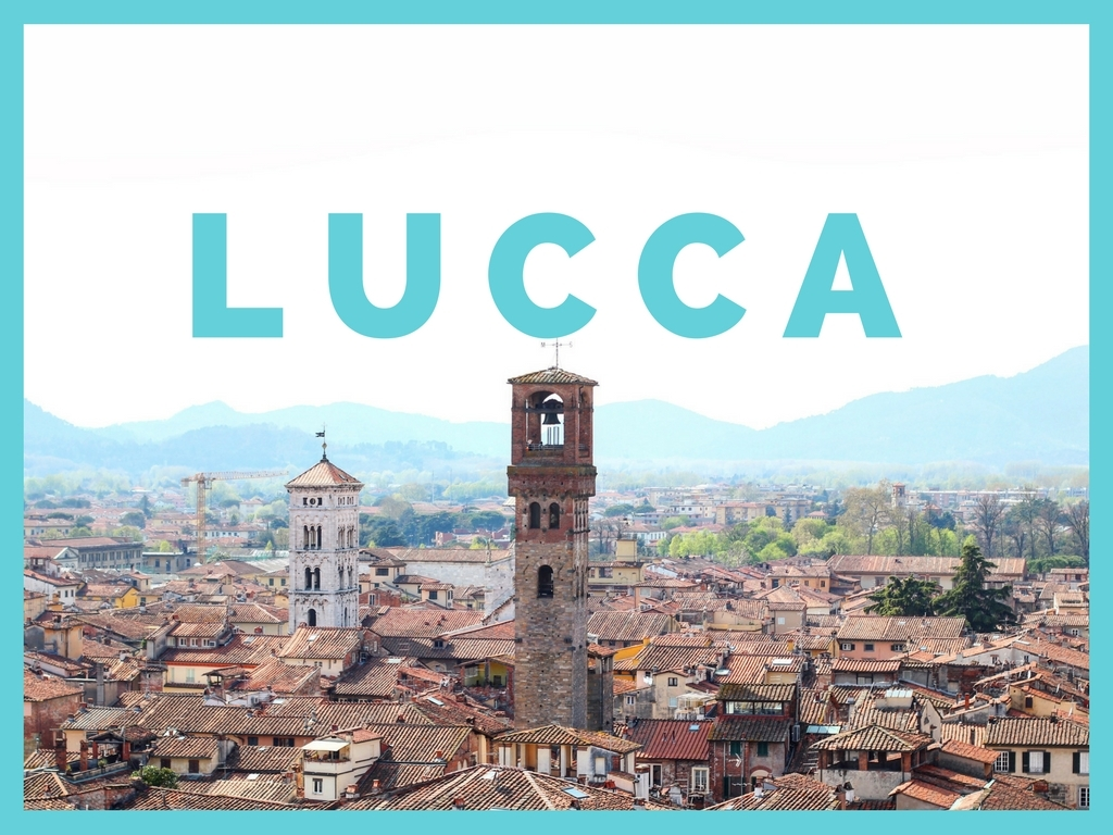 UNDER THE TUSCAN SUN : LUCCA