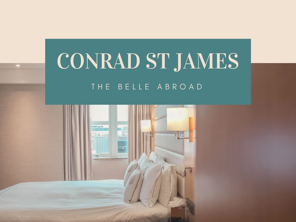 CLASSIC LONDON AT THE CONRAD ST JAMES