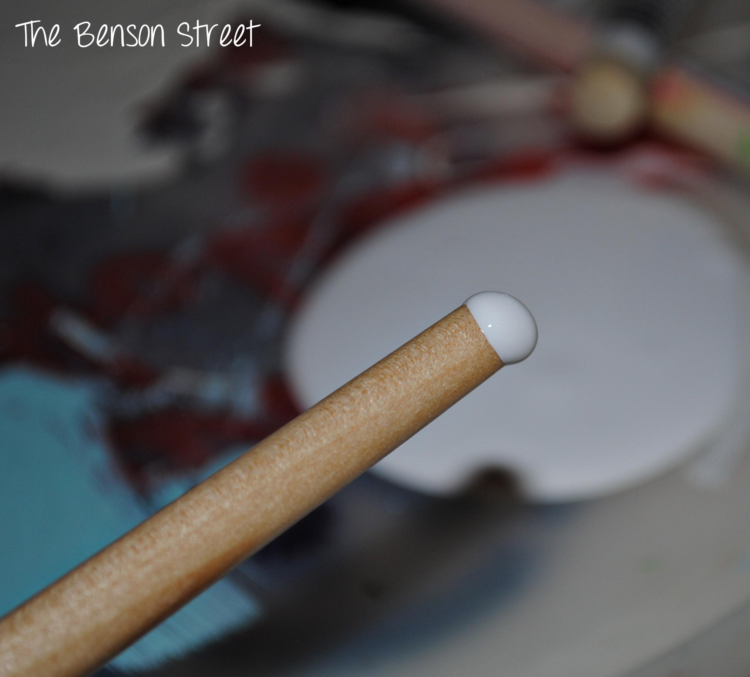 Mickey Binder Clip PaintBrush