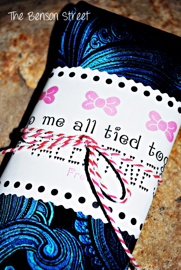 Tie Valentine at The Benson Street 4