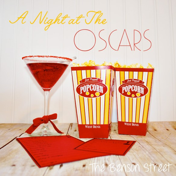 A Night at The Oscars at The Benson Street