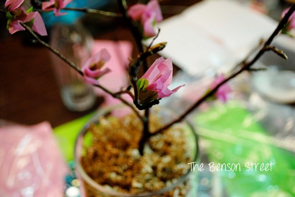Easter Tablescape at www.thebensonstreet.com 4