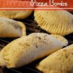 Freezer Pizza Bombs