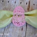 Spring Napkin Ring Tutorial {2 in 1}