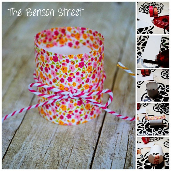 Spring Napkin Rings at www.thebensonstreet.com 6