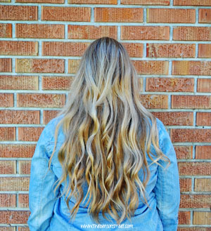 Tips for growing out long hair at www.thebensonstreet.com