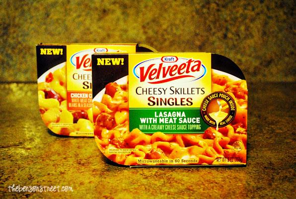 Velveeta Skillet Singles at www.thebensonstreet.com #personalfeast #shop