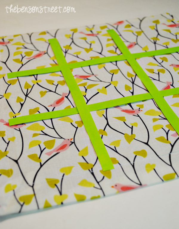 Tic Tac Toe Birthday Party Favors at thebensonstreet.com