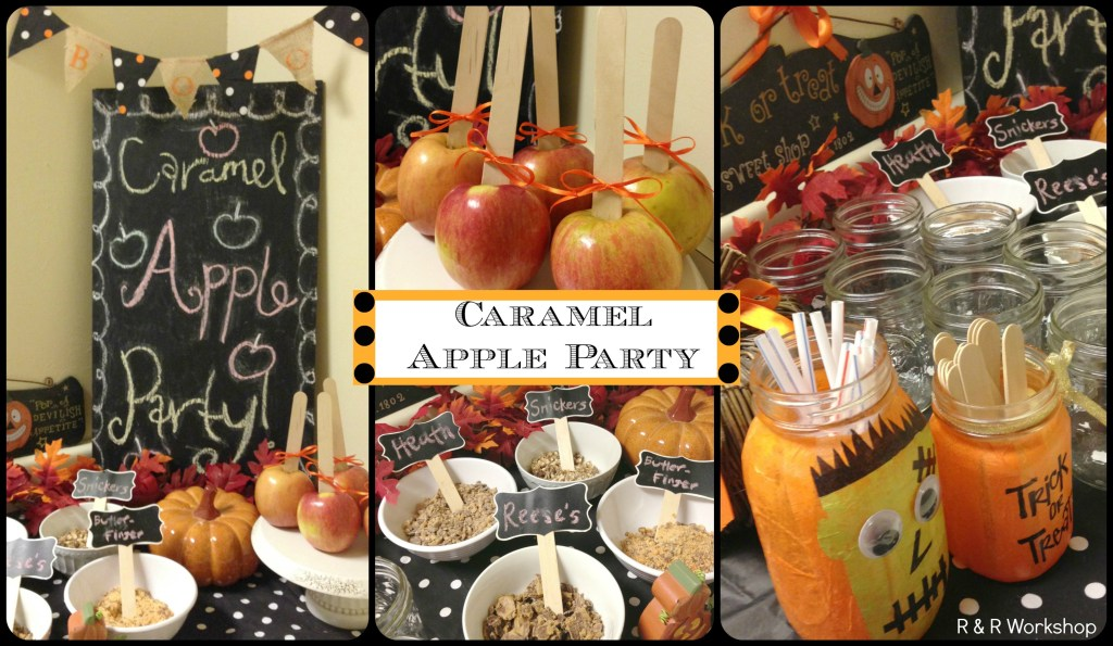 Caramel Apple Party1