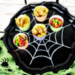 Spider Web Serving Tray