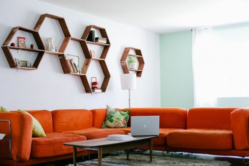 cool-diy-honeycomb-shelves