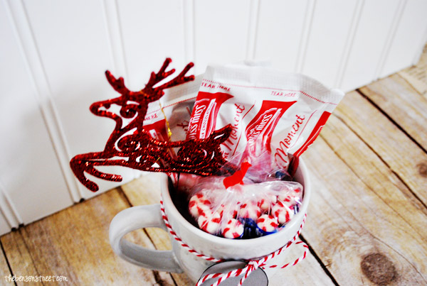 Ornament Hot Chocolate Christmas Gift at thebensonstreet.com