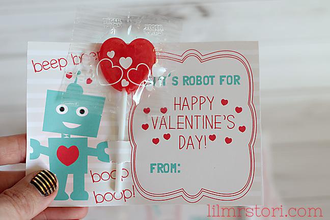 Robot Valentine