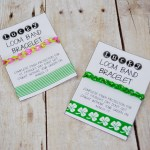 Lucky Loom Band Printable